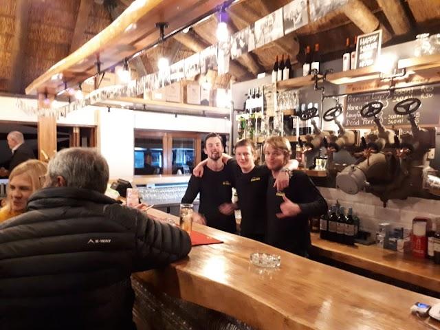 Afrikanos Bar and Grill - Gansbaai