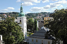 Kostel Svate Anny, Jablonec nad Nisou, Czech Republic