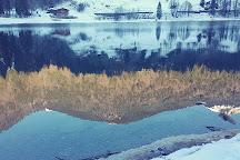Le Lac de Montriond, Montriond, France