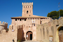 Castillo de Benissano, Benisano, Spain