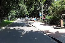 Park im. Jednosci Narodowej, Kolobrzeg, Poland