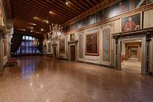Palazzo Mocenigo, Venice, Italy