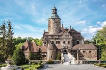 Czocha Castle, Lesna, Poland