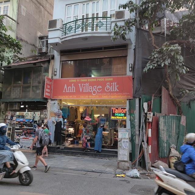 Hong Ha Anh Silk Handicrafts
