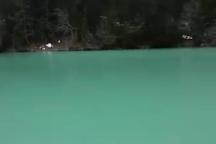 Lac de la Rosiere, Courchevel, France