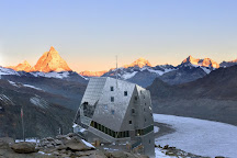 Monta Rosa Hut, Zermatt, Switzerland