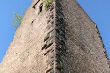 Les Trois-Chateaux du Haut-Eguisheim, Eguisheim, France
