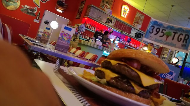 Hot Road 50's Diner