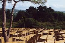 Peninsula le Labyrinthe, Crozon, France