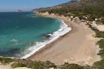 Fourni Beach, Monolithos, Greece