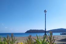 Plaka Beach, Plaka, Greece