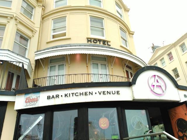 The Amsterdam Bar & Kitchen