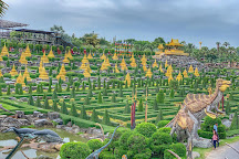 Nong Nooch Tropical Botanical Garden, Na Chom Thian, Thailand