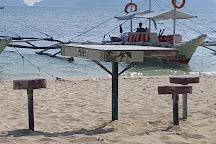 Seven Commando Beach, El Nido, Philippines