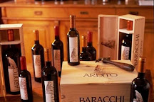 Baracchi Winery, Cortona, Italy