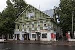 Green House, улица Ленина, дом 7В на фото Костромы
