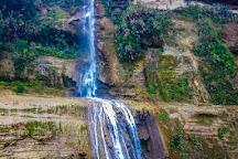 Can-umantad Falls, Candijay, Philippines