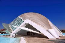 L'Hemisferic, Valencia, Spain