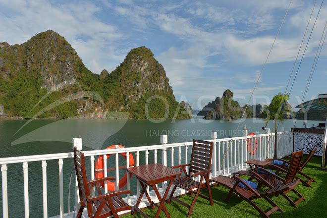 Visit Oasis Bay Party Cruise - Halong Bay on your trip to