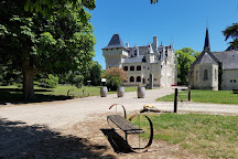 Chateau de La Grille, Chinon, France