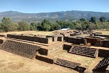 Tingambato Archaeological Site, Uruapan, Mexico