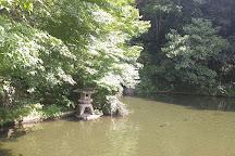 Saigoyama Park, Meguro, Japan