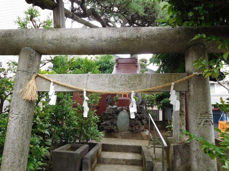 三谷稲荷社
