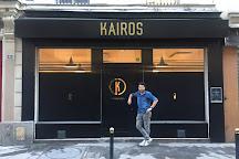Kairos Escape Game, Paris, France