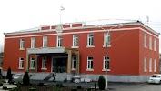 Здание администрации города на фото Истаравшана