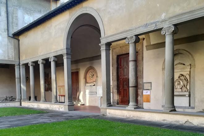Santa Maria Maddalena dei Pazzi, Florence, Italy