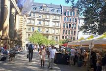 Schillermarkt, Frankfurt, Germany