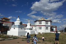 Ivolginsk Datsan (Buddhist Monastery), Ivolginsk, Russia
