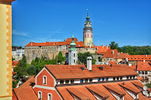 St. Jost Church, Cesky Krumlov, Czech Republic