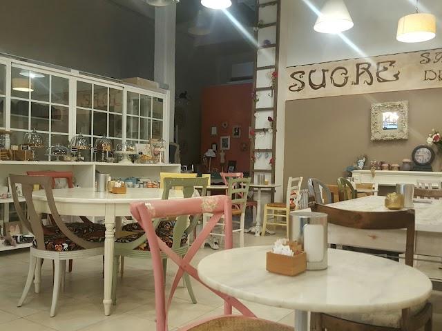 Salon de te Sherazade