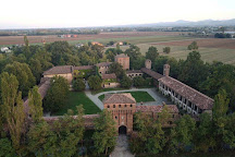 Castello di Paderna, Pontenure, Italy