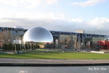 Cite des Sciences et de L'lndustrie, Paris, France