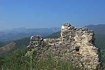 Passavas Castle, Diros, Greece
