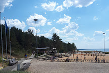 Saulkrasti Beach, Saulkrasti, Latvia