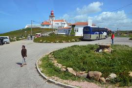Автобусная станция   Cabo da Roca