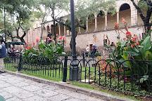 Jardin de las Rosas, Morelia, Mexico