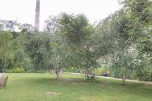 Jardin des Rosiers - Joseph-Migneret, Paris, France