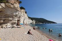 Spiaggia di Vignanotica, Vieste, Italy
