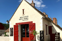 Maison des Vins Chambord, Chambord, France