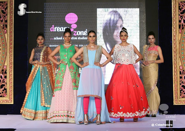 Dreamzone Gandhipuram Fashion Designing Interior Course