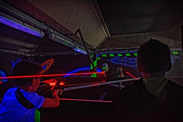 Laser Game Indoor Durbuy