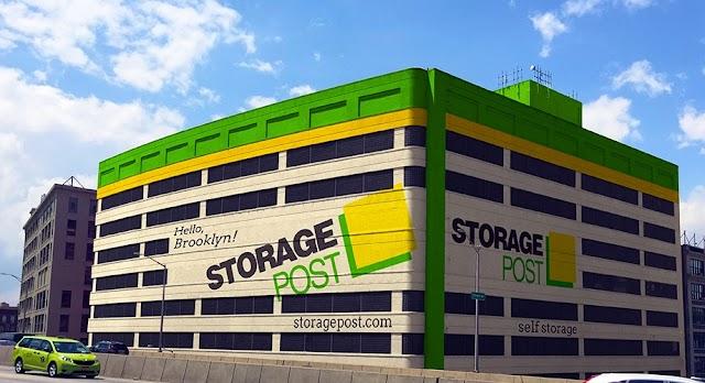Storage Post Self Storage Brooklyn - Grand Ave