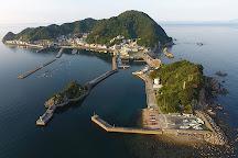Hoto Island, Tsukumi, Japan