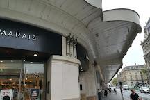 Le BHV Marais, Paris, France