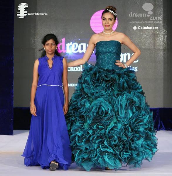 Dreamzone Gandhipuram Fashion Designing Interior Course