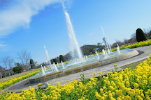 Hyogo Prefectural Flower Center, Kasai, Japan